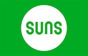 Logo Suns - Rottumhuys Caribbean - Curaçao